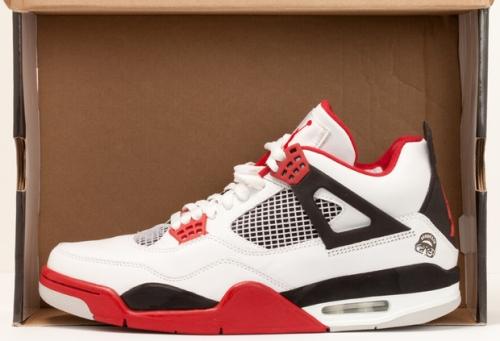 Air Jordan 4 Retro Mars uploaded by we did it in style**