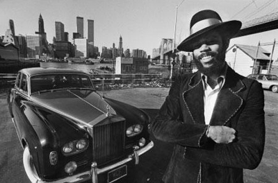 "Walt ""Clyde"" Frazier in New York City"