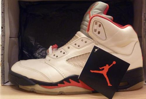 Nike Air Jordan V Original uploaded by PabloJordan