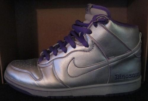 Nike SB Dunk High Pro Dinosaur Jr uploaded by SKULLY