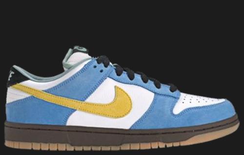 Nike SB Dunk Low Pro Homer