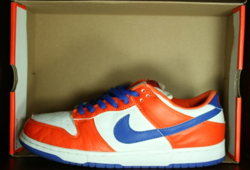 "Nike Dunk Low Pro B uploaded by Ben ""Slam"" Dunkley"