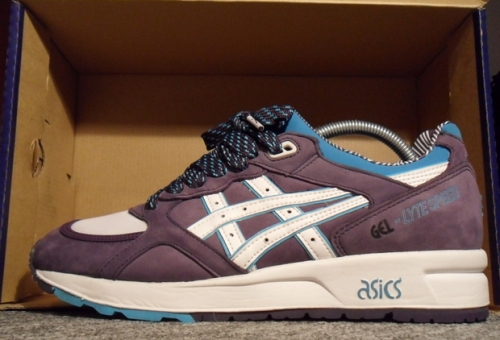 new products 88491 f0919 Sneaker Showcase: Patta x Asics Gel Lyte Speed Pack ...