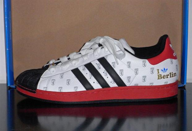 Adidas Superstar 35th Anniversary Expression Series Andy