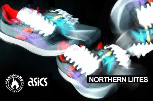 Hanon x Asics GT-II Northern Liites