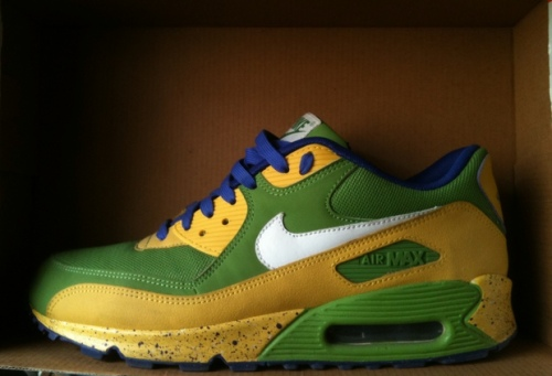 Nike Air Max 90 Running Man designed by Misha uploaded by Someone