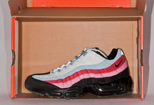 Nike Air Max 95 Running Man designed by Parra uploaded Rido