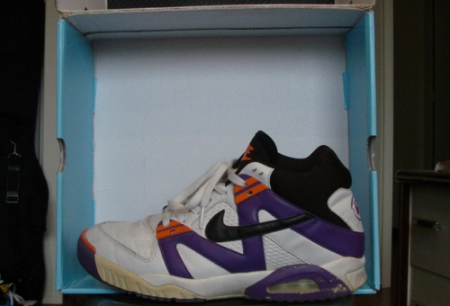 Nike Air Tech Challenge uploaded by WSUP