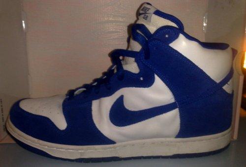 "Nike SB Dunk High Pro ""BTTYS"" Kentucky uploaded by Beciv"