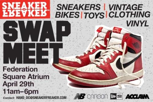 Sneaker Freaker Swap Meet