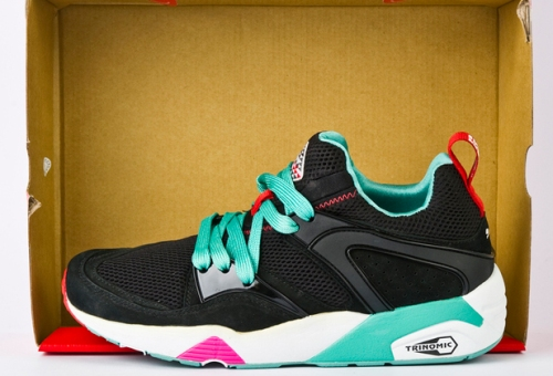 Sneaker Freaker x Puma Blaze of Glory uploaded by kid_sneakerness