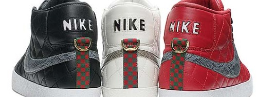 Supreme x Nike SB Blazer