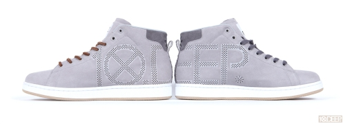 10.DEEP x adidas Stan Smith Mid Raw Dogs