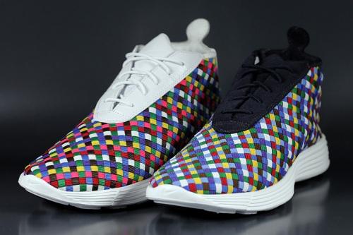 Nike Lunar Woven Chukka Rainbow