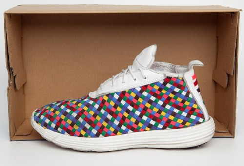 Nike Lunar Woven Chukka uploaded by Jay BKRW Smith