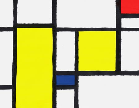 Piets Mondrian Art