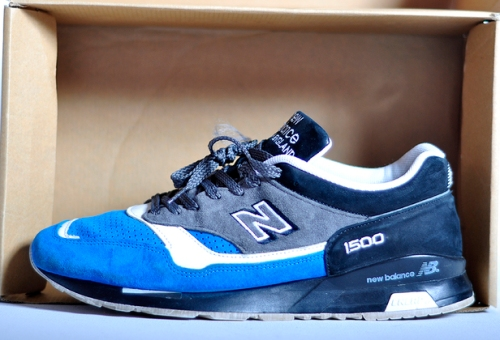 Provider x New Balance 1500 uploaded by Ghettrocentricity