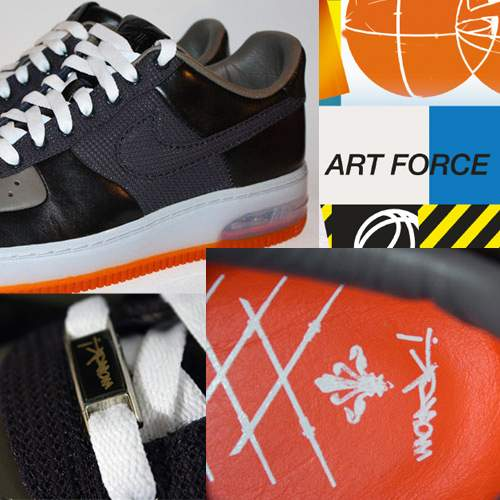 best authentic b1ddd 2a0a2 The Nike 1World AF1 Collection invited 18 global innovators in the fields  of sport, music, art   design to create their interpretation of the Air  Force 1.