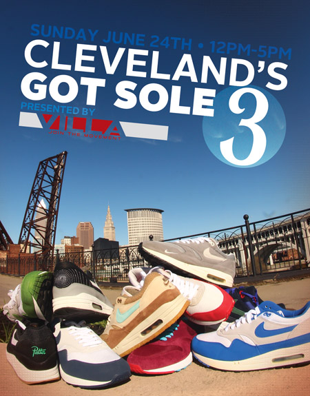 Cleveland Got Sole 3
