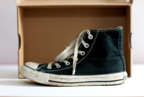 Converse Chuck Taylor All-Star uploaded by Janane Boudili