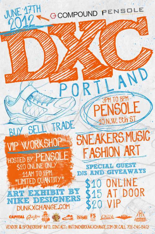 Dunkxchange Portland