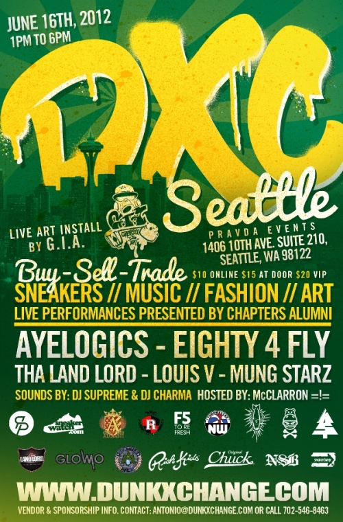 Dunkxchange Seattle