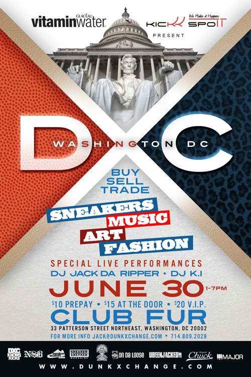 Dunkxchange Washington D.C.