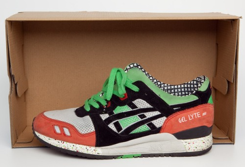 Patta x Asics Gel Lyte III uploaded by Jay BKRW Smith
