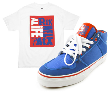 "Rockwell x Alife x Patta Everybody Mid ""Rap"""