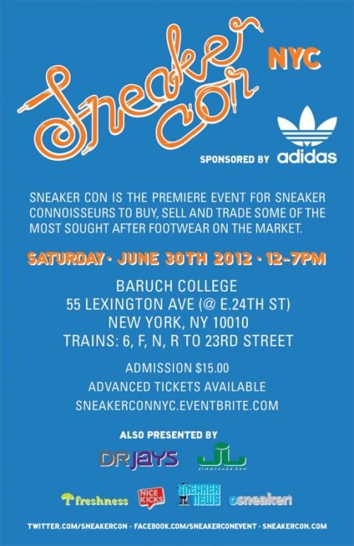 Sneaker Con NYC Rear