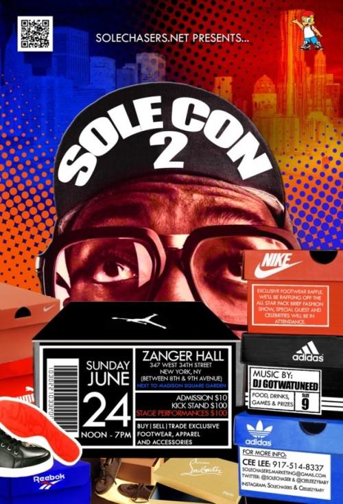 SoleCon New York City