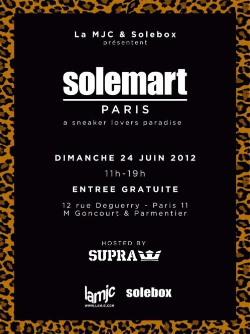 Solemart Paris Flyer