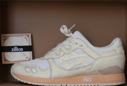 Zillion x Asics Gel Lyte III uploaded by Asphalttorpedo