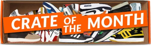 Sneakerpedia: July Crate of the Month