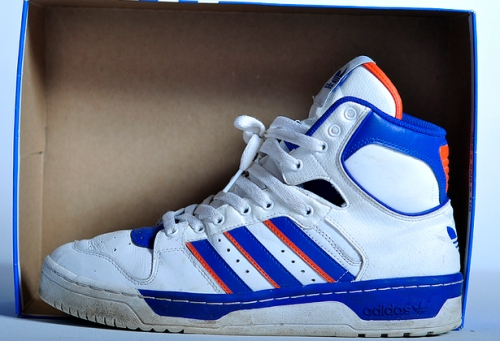 adidas Conductor Hi uploaded by Ghettrocentricity