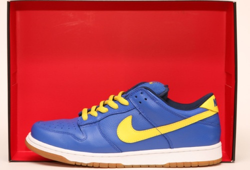 "Nike SB Dunk Low Pro ""Boca Jr."" uploaded by G"