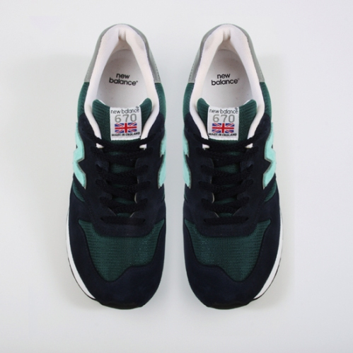 Norse Projects x New Balance M670