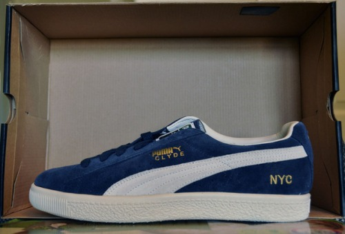 PUMA Clyde Chase NYC uploaded by pkballr