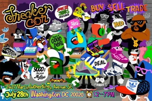Sneaker Con Washington D.C.