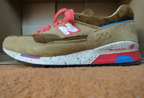 """Undefeated x New Balance 1500 """"Desert Storm"""" uploaded by superbad"""