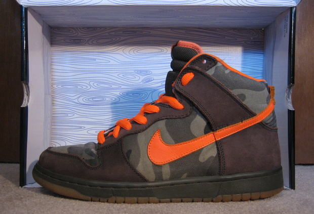 """the best attitude a2424 cf499 Nike Dunk High Pro SB """"Brian Anderson"""" uploaded by Reid_D ..."""