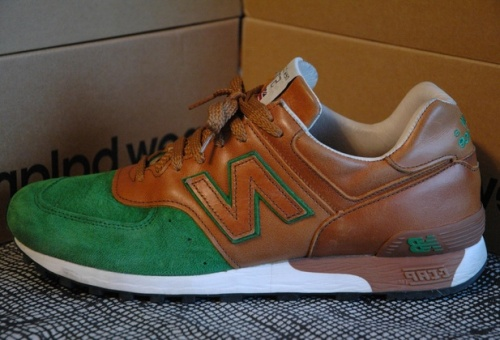 Frontline x New Balance 576 uploaded by chelicere