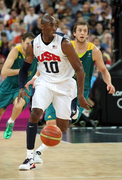 Kobe Bryant Team USA