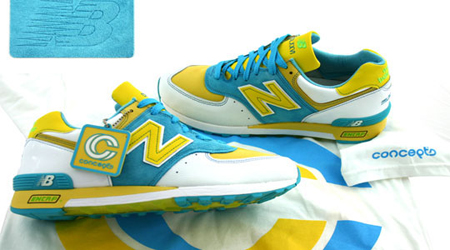 New Balance x Concepts 576