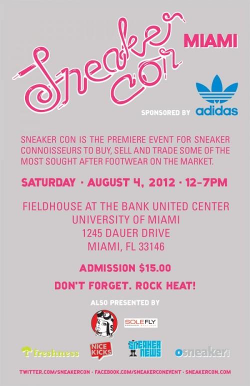 Sneaker Con Miami 2
