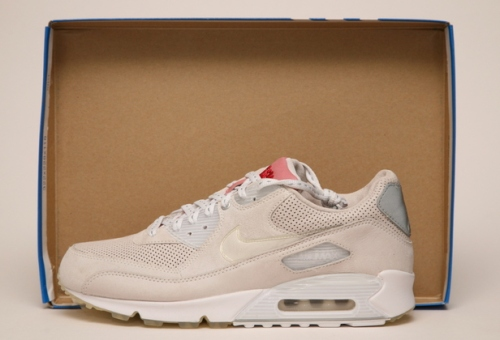 "Dizzee Rascal x Nike Air Max 90 ""Tongue & Cheek"" uploaded by Kish Kash"