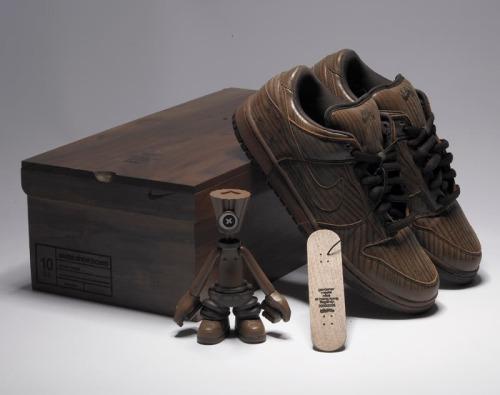 Michael Lau x Nike SB Dunk Low Pro