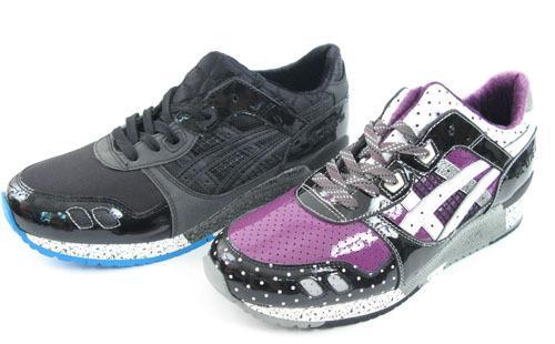 "mita Sneakers x Asics Gel Lyte III ""Kirimomi Project"""