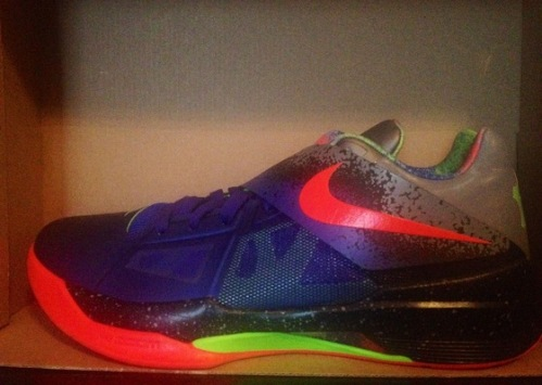 Nike Zoom KD IV Nerf uploaded by jonastheprince
