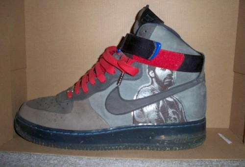 Rasheed Wallace Air Force 1 Supreme uploaded by Chocolate
